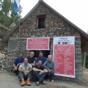 de nederlandse vrijwilligers